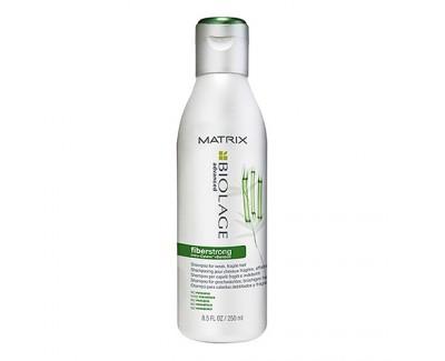 Matrix Posilující šampon pro slabé a křehké vlasy Biolage Advanced Fiberstrong (Shampoo For Fragile Hair) 250 ml