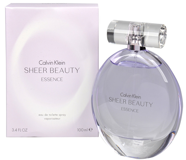 CALVIN KLEIN Sheer Beauty Essence - EDT 100 ml