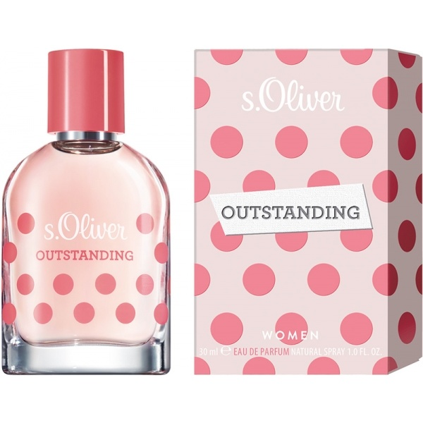 S.OLIVER Outstanding Women - EDP 30 ml