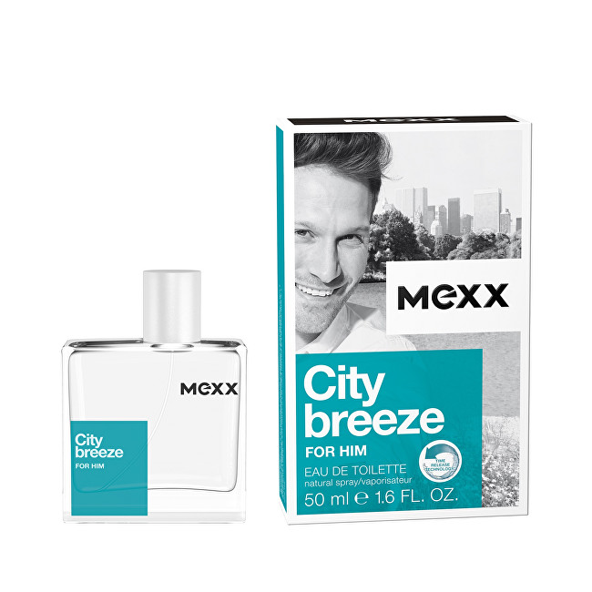 MEXX City Breeze For Him - EDT 50 ml
