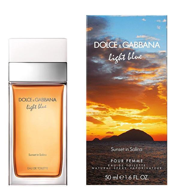 Dolce & Gabbana Light Blue Sunset In Salina - EDT 50 ml