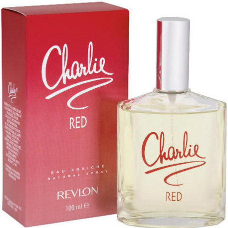 REVLON Charlie Red Eau de Fraiche - odlehčená EDT 100 ml