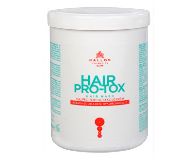 Kallos Regenerační maska na vlasy KJMN (Hair Pro-Tox Mask) 1000 ml