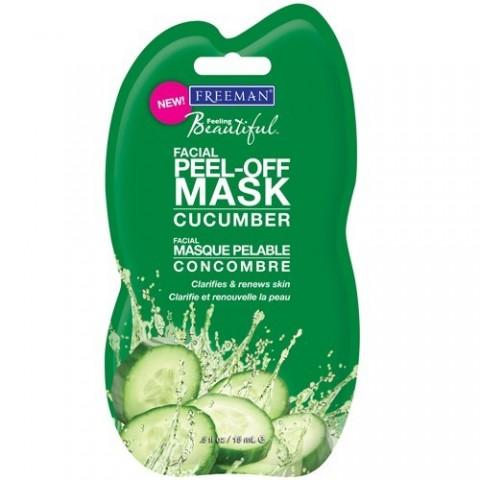 Freeman Slupovací okurková maska (Facial Peel-Off Mask Cucumber) 15ml