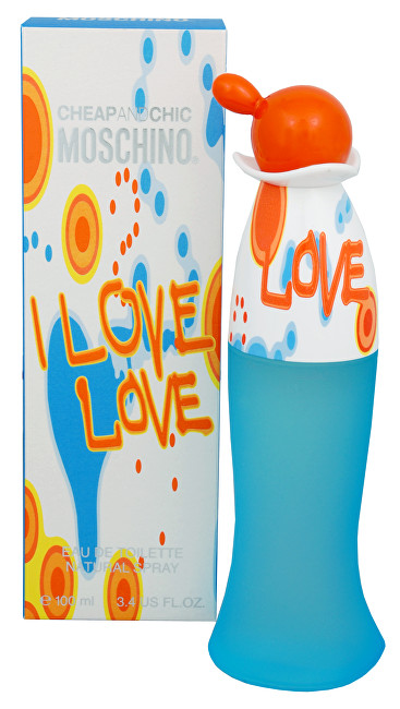 MOSCHINO Cheap & Chic I Love Love - EDT 50 ml
