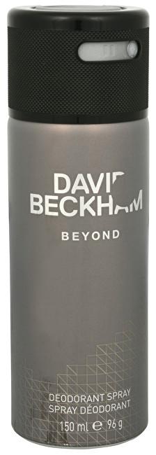DAVID BECKHAM Beyond - deodorant ve spreji 150 ml
