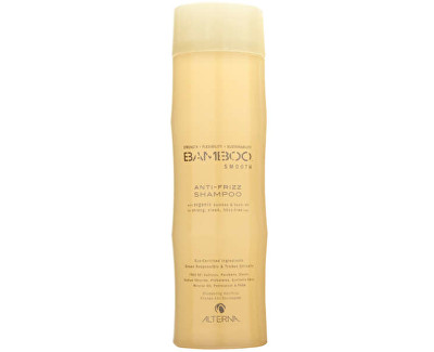 Alterna Vyhlazující šampon proti krepatění vlasů Bamboo Smooth (Anti-Frizz Shampoo) 1000 ml