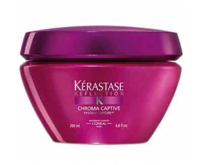 Kérastase Intenzivní maska pro lesk barvených vlasů Chroma Captive (Shine Intensifying Masque) 500 ml
