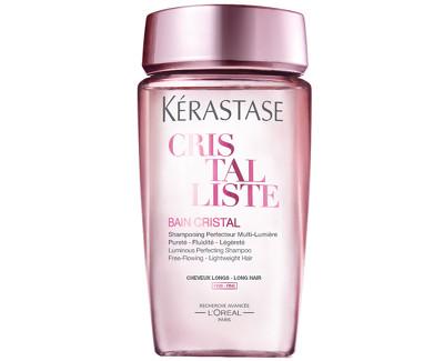 Kérastase Šampon pro jemné dlouhé vlasy Cristalliste Bain Cristal (Luminous Perfecting Shampoo Fine) 250 ml