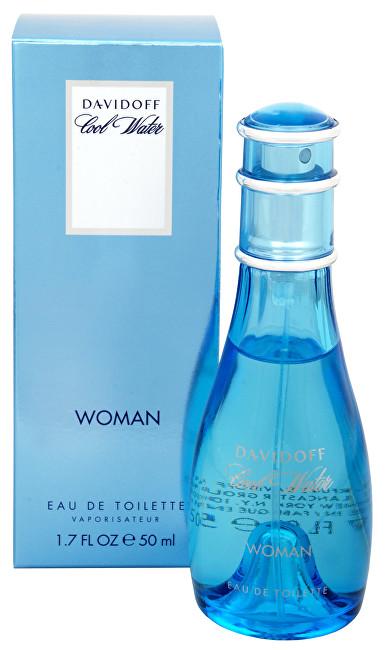 DAVIDOFF Cool Water Woman - EDT 50 ml