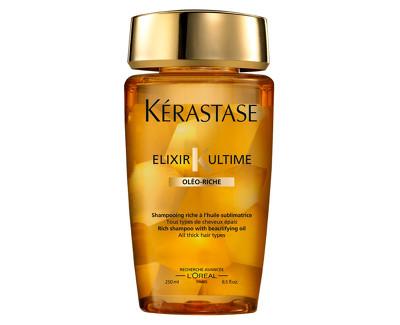 Kérastase Olejový šampon Bain Elixir Ultime (Rich Shampoo With Beautifying Oil) 250 ml
