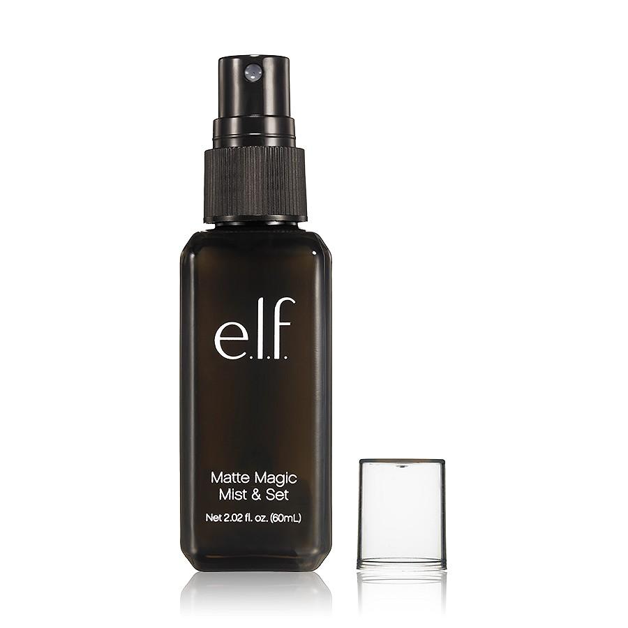 e.l.f. Studio Matte Magic Makeup Mist & Set Matte Magic