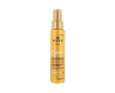 NUXE Hydratační ochranný mléčný olej na vlasy Sun (Moisturising Protective Milk Oil For Hair) 100 ml