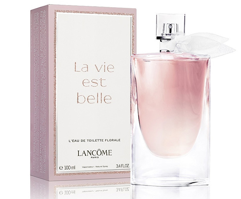 LANCOME La Vie Est Belle L' Eau de Toilette Florale - EDT 100 ml