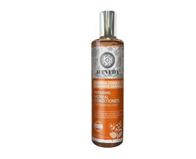 Iceveda Obnovující bylinný kondicionér na vlasy Sibiřský cedr a santal 280 ml