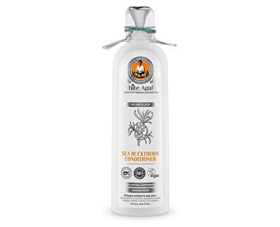 White Agafia Rakytníkový kondicionér na vlasy Objem a bujnost 280 ml