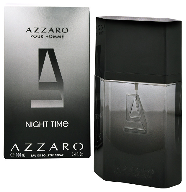 AZZARO Azzaro Pour Homme Night Time - EDT 100 ml