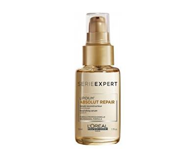 Loreal Professionnel Vyživující sérum s lipidy na poškozené vlasy Serie Expert Lipidum Absolut Repair (Nourishing Serum) 50 ml
