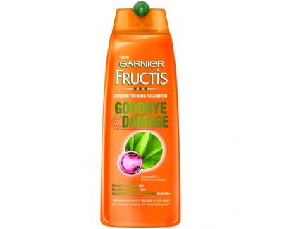 Garnier Posilující šampon Fructis Goodbye Damage 400 ml