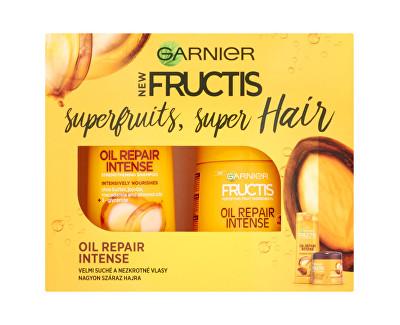 Garnier Dárková sada Fructis Oil Repair Intense