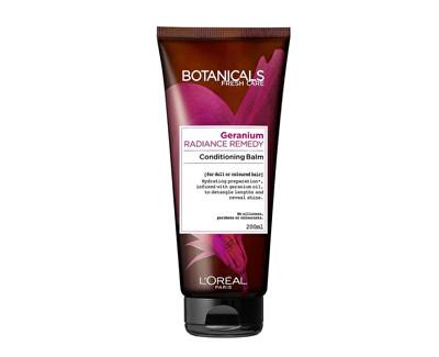 Loreal Paris Pečující balzám na barvené vlasy Botanicals (Radiance Remedy Conditioning Balm) 200 ml