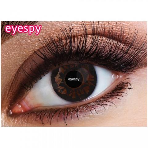 Eyespy - Black Diamond   mesačné + 60ml roztok + púzdro zadarmo