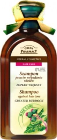 GREEN PHARMACY Šampón proti vypadávaniu vlasov