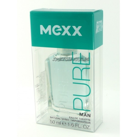 Mexx - Pure Men EDT 50 ml