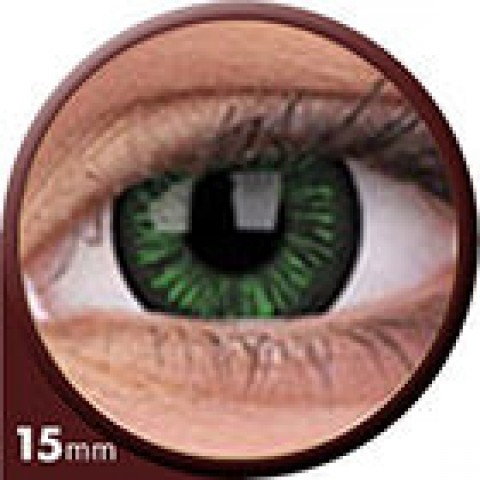 Phantasee - Big Eyes - Lustrous Green | štvrťročné