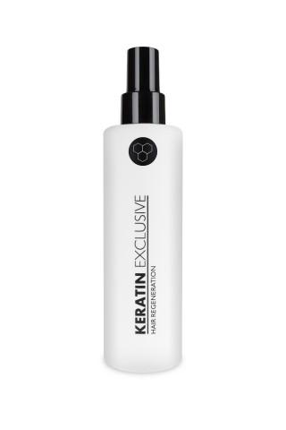 Keratin Exclusive - bezoplachový kondicionér na vlasy