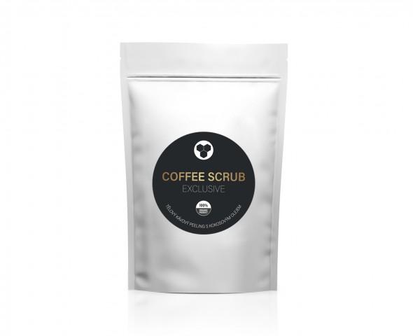 Coffee Scrub Exclusive - telový peeling