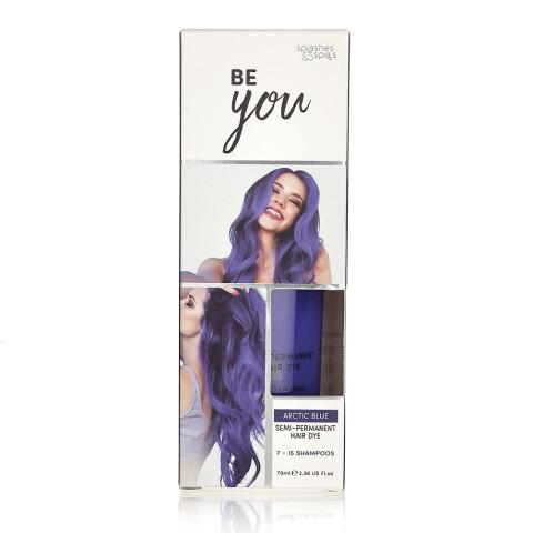 Farba na vlasy Hair Dye - Arctic blue
