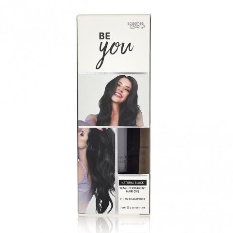 Farba na vlasy Hair Dye - Natural black
