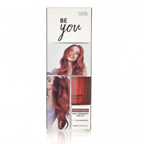 Farba na vlasy Hair Dye - Orange dream