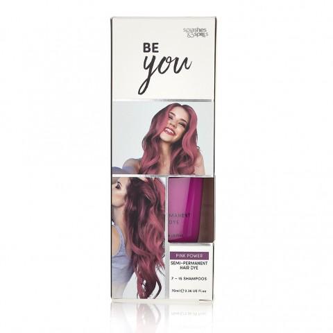 Farba na vlasy Hair Dye - Pink power