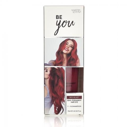 Farba na vlasy Hair Dye - Red velvet