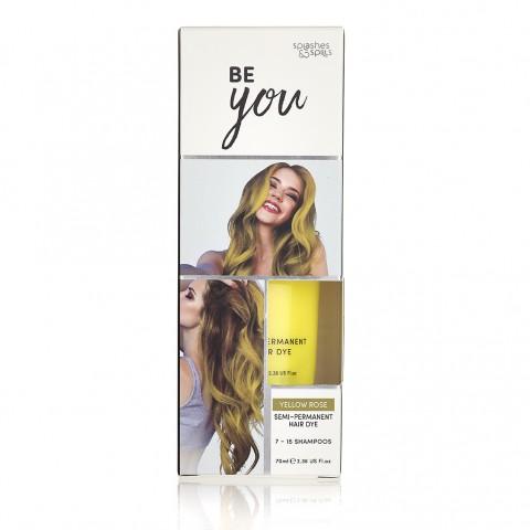 Hajfesték Hair Dye - Yellow rose