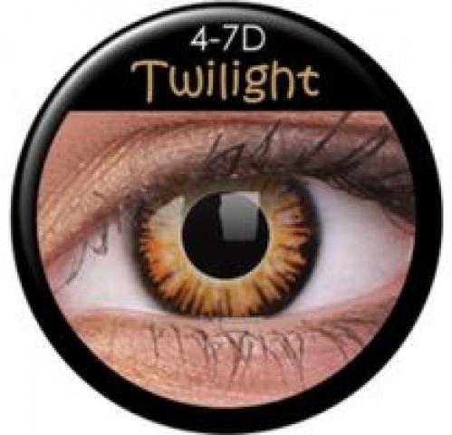 ColourVUE - Twilight   dioptrické - dioptrie: -4.00, zakřivení: 8.60, průměr: 14.00