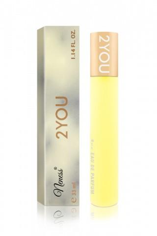 2YOU - 072N inšpirovaná vôňou IN2U (Calvin Klein*) Dámska vôňa v 33 ml flakóne s rozprašovačom
