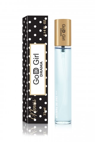 GODD GIRL DRAMA – 210N inšpirovaná vôňou Good Girl Dot Drama* (Carolina Herrera*) Dámska vôňa v 33 ml flakóne s rozprašovačom