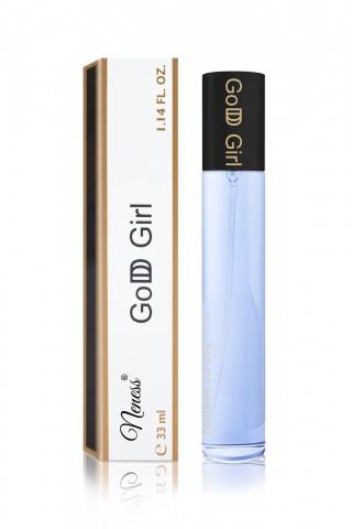 GODD GIRL - 051N inšpirovaná vôňou Good Girl* (Carolina Herrera*) Dámska vôňa v 33 ml flakóne s rozprašovačom