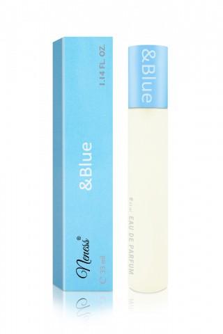& BLUE - 092N inspirováno vůní Light Blue* (D&G*) Parfém pro ženy ve skleněném 33 ml flakónku s rozprašovačem