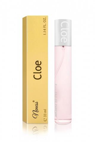CLOE - 089N inspirováno vůní Chloe* (Chloé*) Parfém pro ženy ve skleněném 33 ml flakónku s rozprašovačem