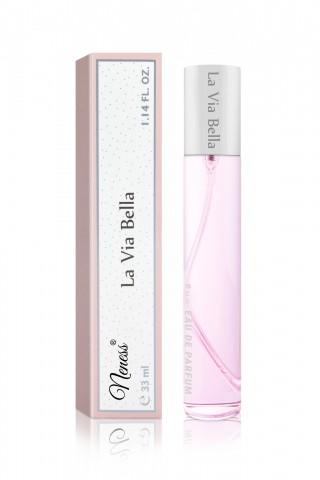 LA VIA BELLA - 161N inšpirovaná vôňou La Vie Est Belle* (Lancome*) Dámska vôňa v 33 ml flakóne s rozprašovačom