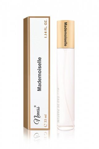 MADEMOISELLE - 067N inspirováno vůní Coco Mademoiselle* (Chanel*) Parfém pro ženy ve skleněném 33 ml flakónku s rozprašovačem