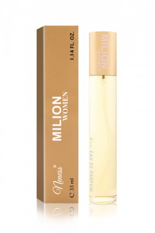 MILION WOMEN - 177N inšpirovaná vôňou Lady Million* (Paco Rabanne*) Dámska vôňa v 33 ml flakóne s rozprašovačom