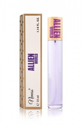 N182. ALLIEN WORLD - inšpirovaná vôňou Alien* (Thierry Mugler*) Dámska vôňa v 33 ml flakóne s rozprašovačom