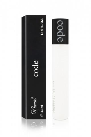 CODE - 007N inšpirovaná vôňou Code* (Armani*) Pánska vôňa v 33 ml flakóne s rozprašovačom