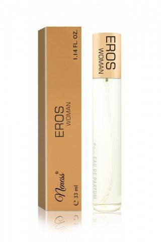 EROS WOMAN - 193N Inspirált Eros Pour Femme* (Versace*) Női illatok 33 ml-es spray palackban
