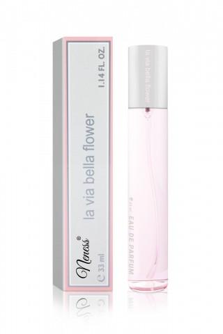LA VIA BELLA FLOWER - 162N  inšpirovaná vôňou La Vie Est Belle Florale* (Lancome*) Dámska vôňa v 33 ml flakóne s rozprašovačom